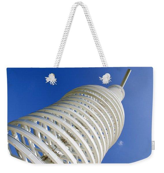 The Big Bottle Weekender Tote Bag