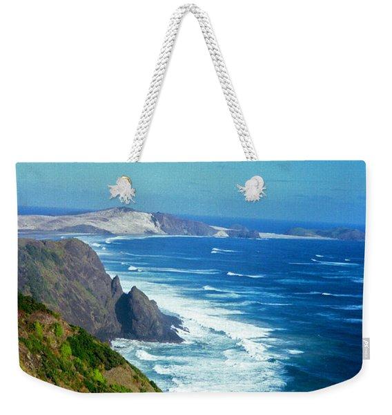 The Cape Weekender Tote Bag