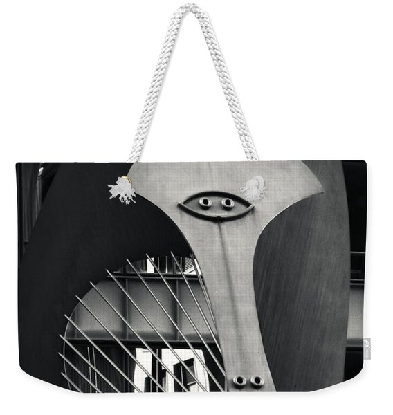 The Chicago Picasso Weekender Tote Bag