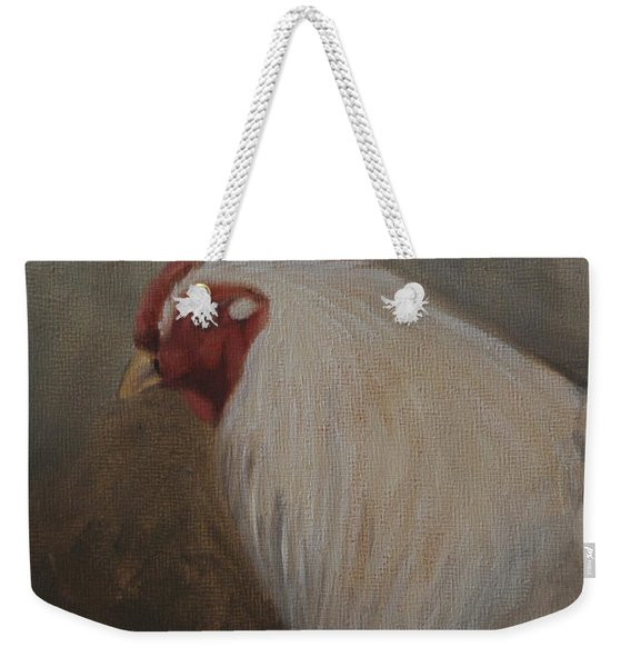 The Colonel Weekender Tote Bag