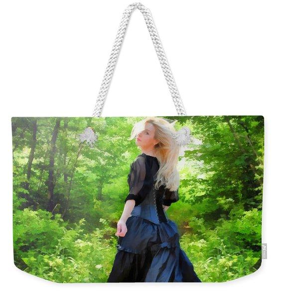 The Forest Beckons Weekender Tote Bag