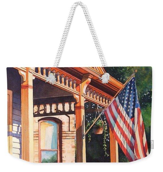 The Founders Home Weekender Tote Bag