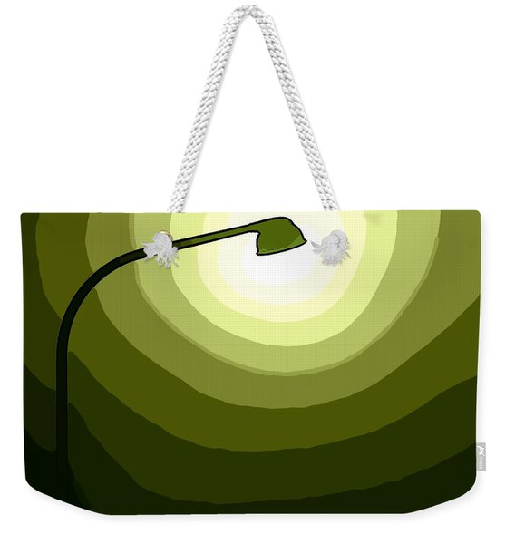 The Future Is Green Weekender Tote Bag