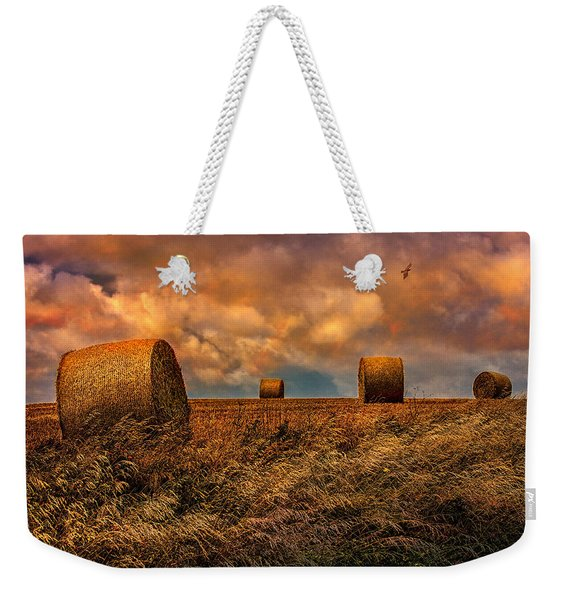 The Hayfield Weekender Tote Bag