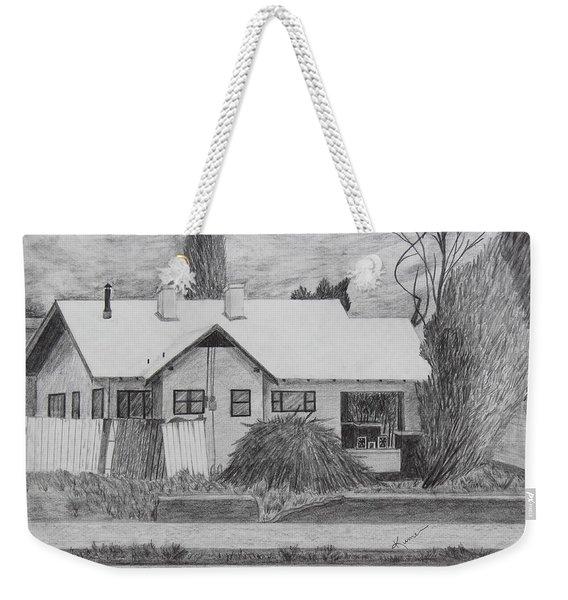 The House Across Weekender Tote Bag