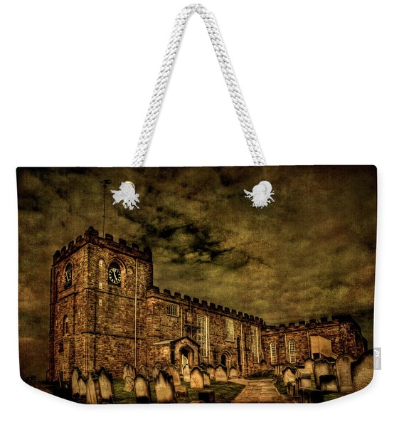 The House Of Eternal Being Weekender Tote Bag