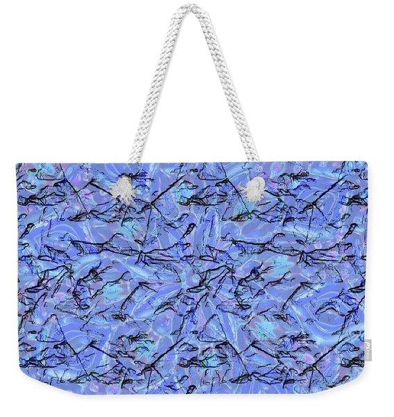 The Ice Age Weekender Tote Bag