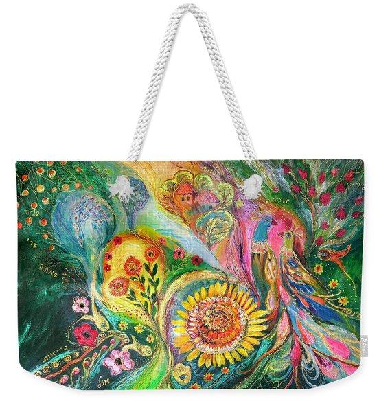 The Levant Village Weekender Tote Bag