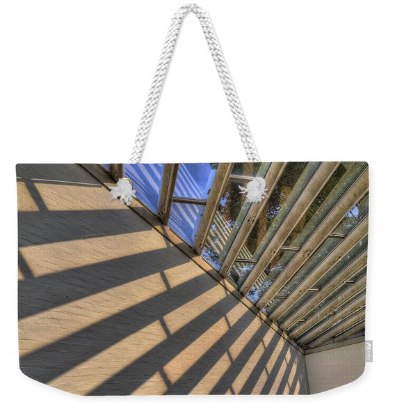 The Light Weekender Tote Bag