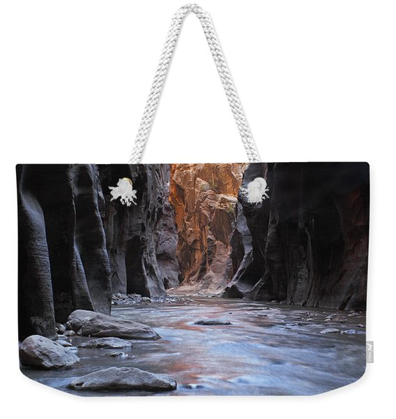 The Narrows Weekender Tote Bag