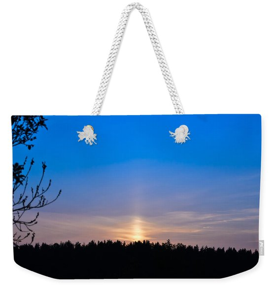 The Road To The Sky Weekender Tote Bag