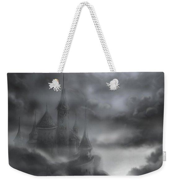 The Skull Castle Weekender Tote Bag