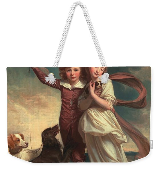 Thomas John Clavering And Catherine Mary Clavering Weekender Tote Bag