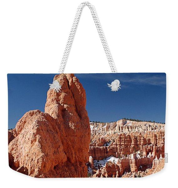Thor's Hammer Weekender Tote Bag