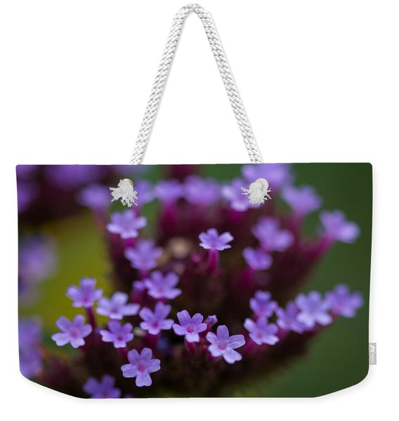 tiny blossoms II Weekender Tote Bag