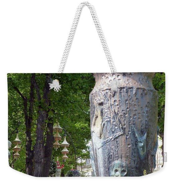 Tivoli Gardens Weekender Tote Bag