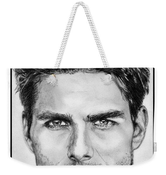 Tom Cruise In 1999 Weekender Tote Bag