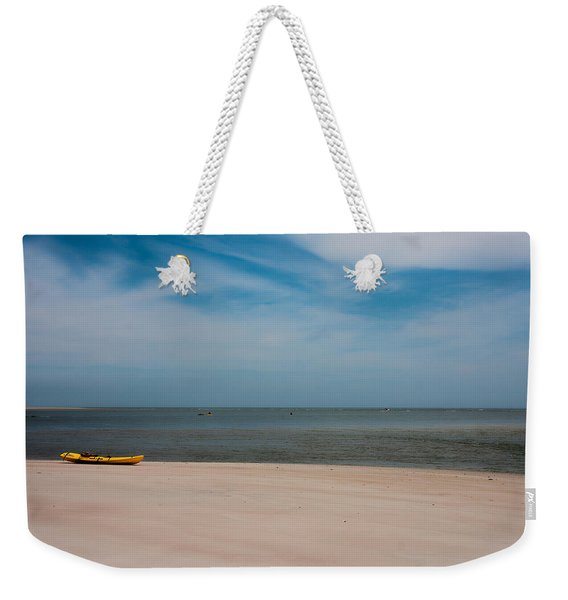 Topsail Kayak Weekender Tote Bag