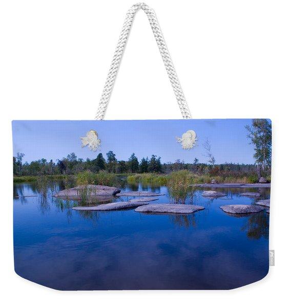 Trans Canada Trail Scenery Weekender Tote Bag