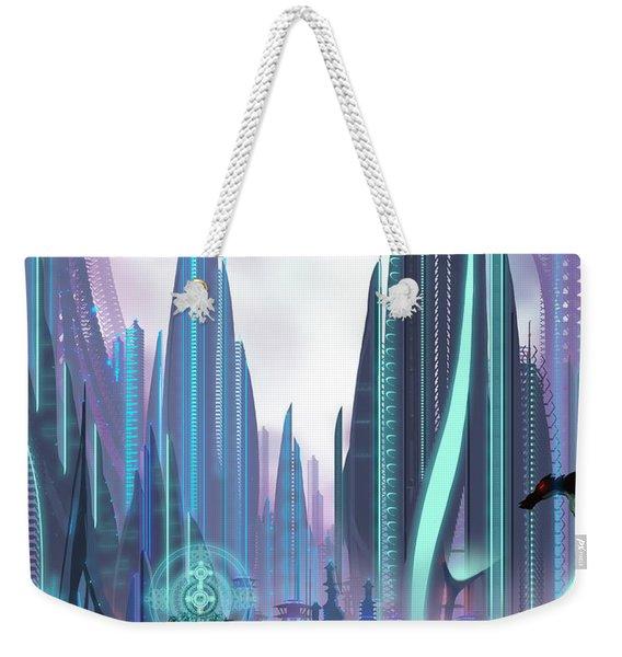 Transia Weekender Tote Bag