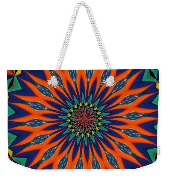 Tropical Punch Weekender Tote Bag