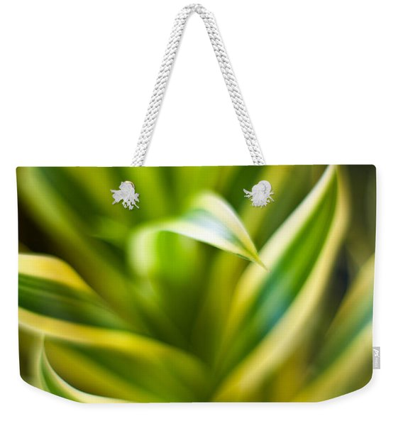 Tropical Swirl Weekender Tote Bag