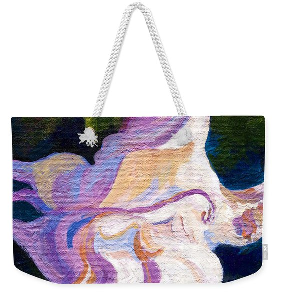 Tulip Tree Weekender Tote Bag