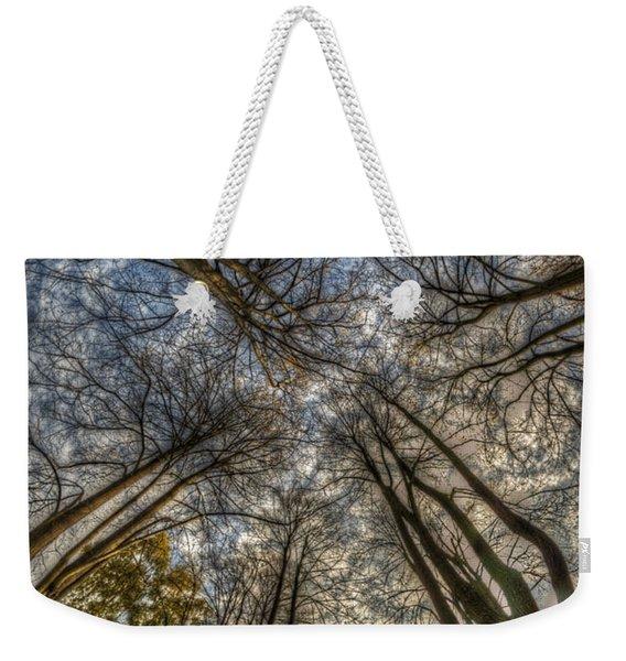 Tuning Trees Weekender Tote Bag