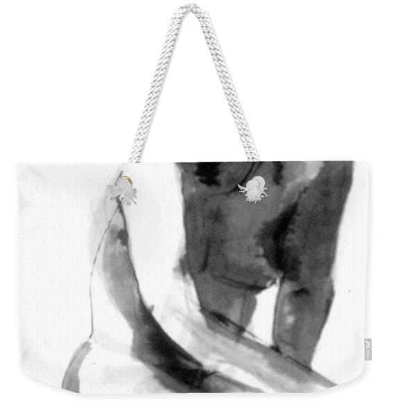 Turn Back Weekender Tote Bag