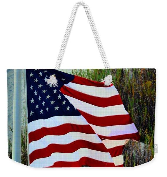 United States Of America Weekender Tote Bag