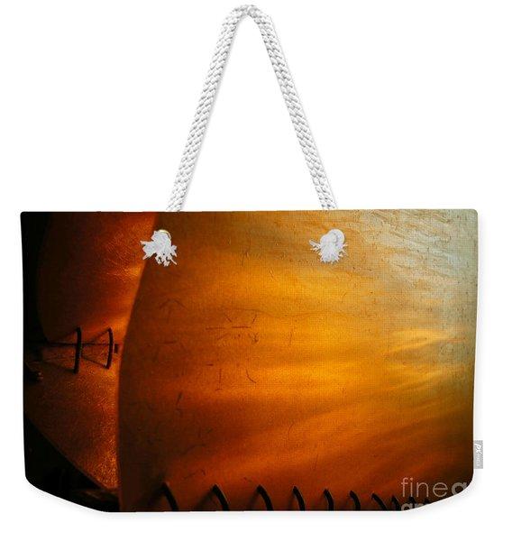 Unwritten Story  Weekender Tote Bag