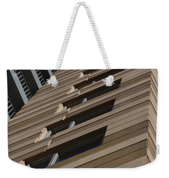 Upward Weekender Tote Bag