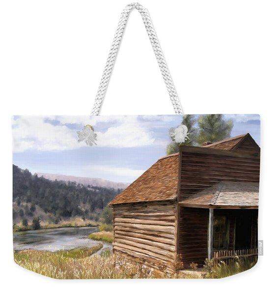 Vc Backyard Weekender Tote Bag