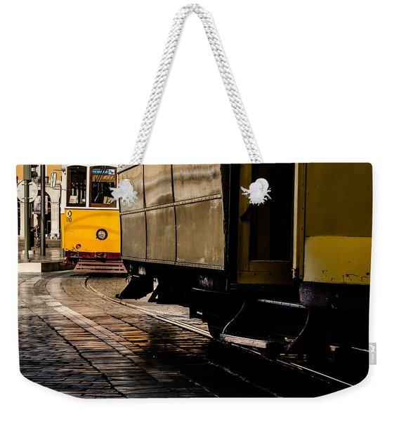 Via Castelo Weekender Tote Bag