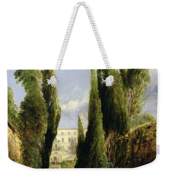 Villa D'este Tivoli Weekender Tote Bag