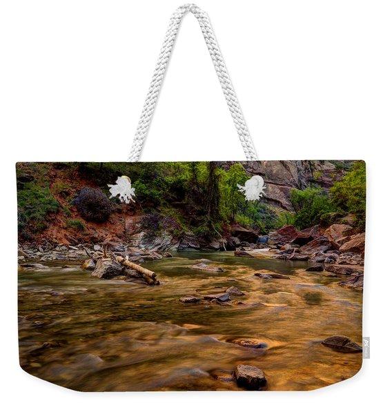 Virgin River Zion Weekender Tote Bag