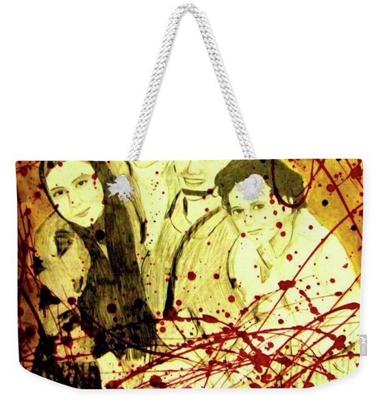Visit Beautiful Ar Ramadi Weekender Tote Bag