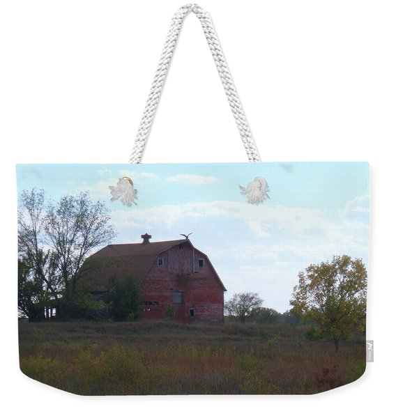 Vulture Barn Weekender Tote Bag
