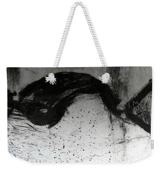 Wall Texture Number 1 Weekender Tote Bag