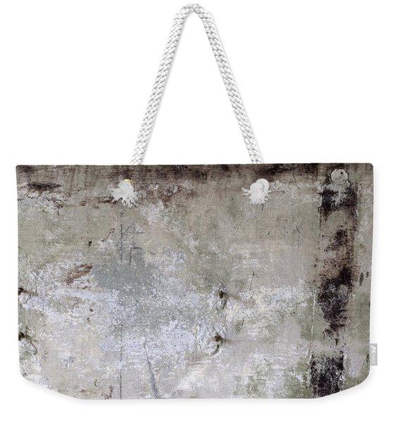 Wall Texture Number 11 Weekender Tote Bag
