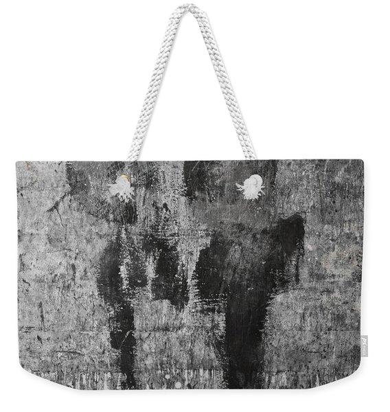 Wall Texture Number 13 Weekender Tote Bag