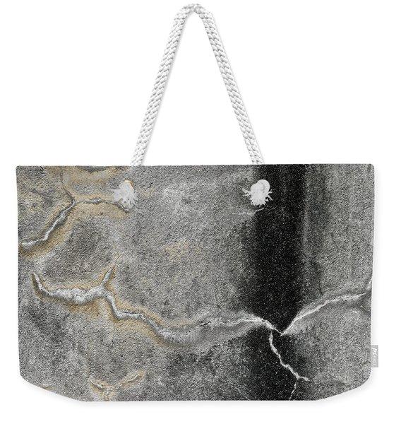 Wall Texture Number 4 Weekender Tote Bag