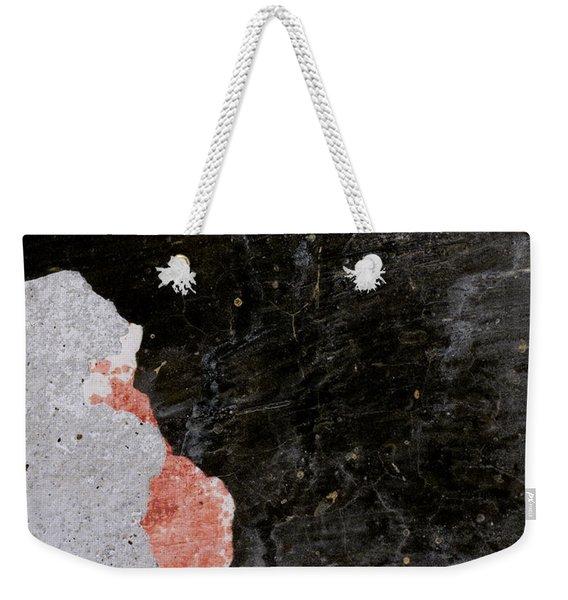 Wall Texture Number 6 Weekender Tote Bag