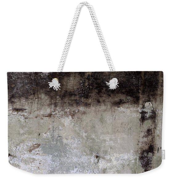 Wall Texture Number 8 Weekender Tote Bag