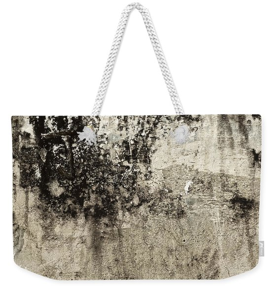 Wall Texture Number 9 Weekender Tote Bag