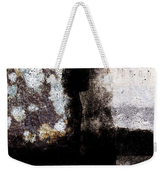 Walls Paper And Time Weekender Tote Bag