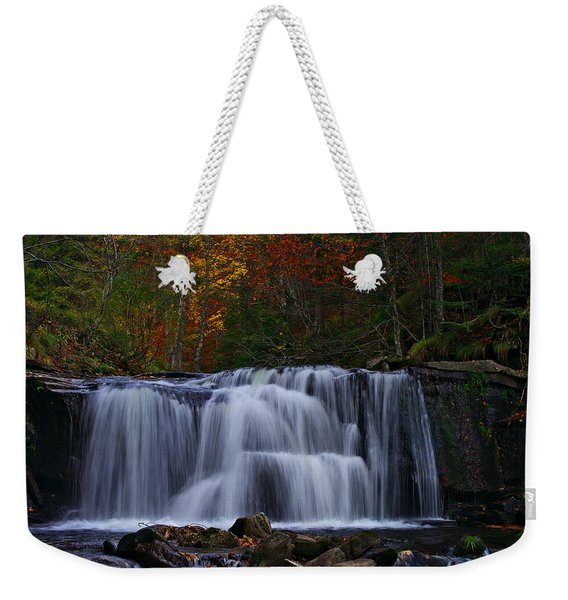 Waterfall Svitan Weekender Tote Bag
