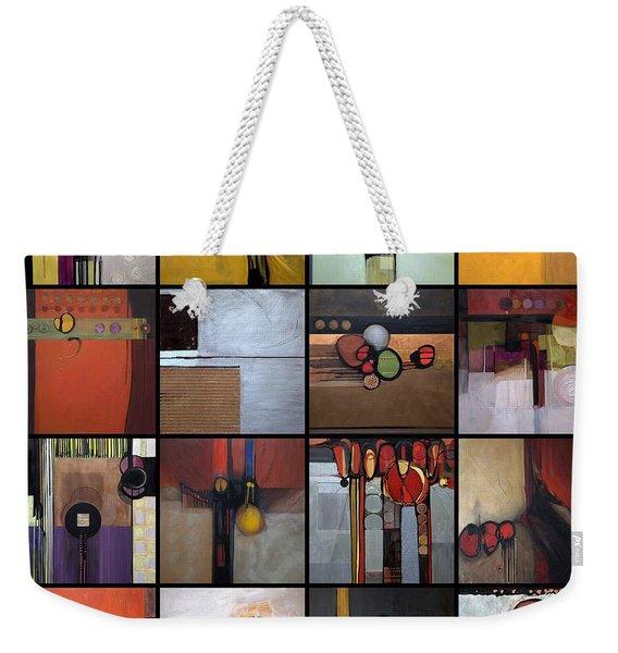 Wavin'  Buy Buy Weekender Tote Bag