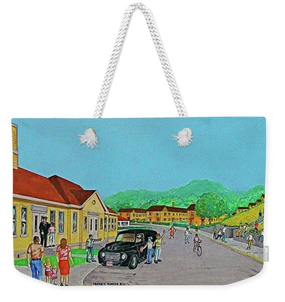 Wayne Hills 1948 Weekender Tote Bag