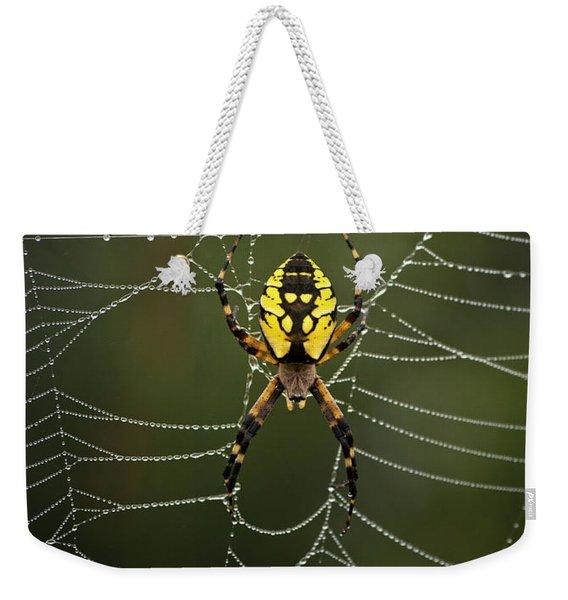 Weave Master Weekender Tote Bag